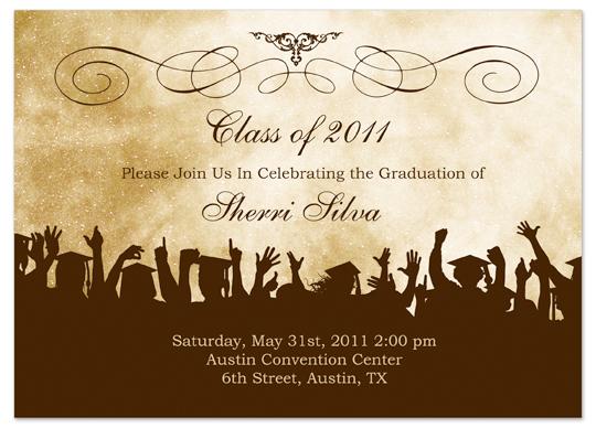free graduation invitation templates microsoft